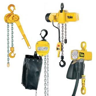 Lifting Equipment - Chain Hoists